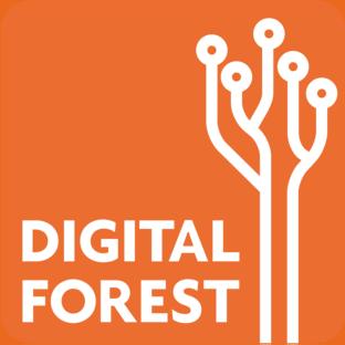 Digital Forest logo