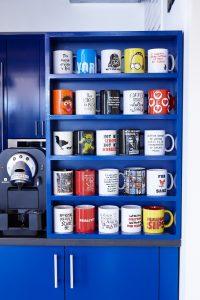 MEET on Bowery mugs