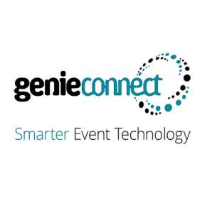 genieconnect logo with strapline square