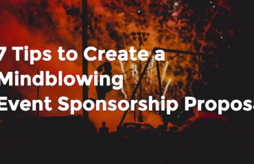 event sponsorship proposal