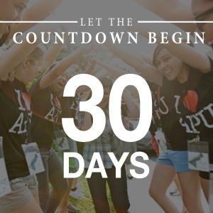 30 days countdown