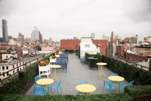 Bowery Roof West