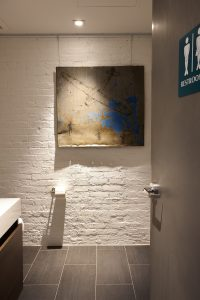 MEET on Bowery restroom