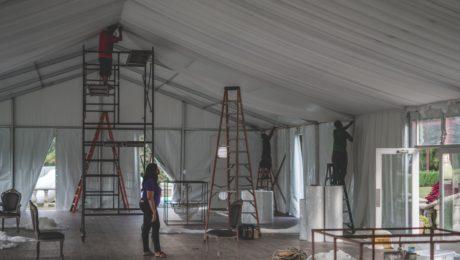 event planning construction